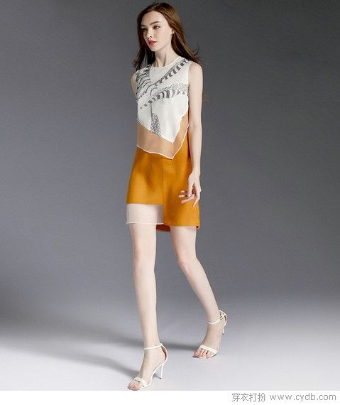 升级版裙装,时髦混搭技能满点