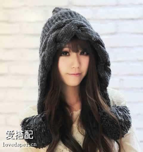 冬季帽子,温馨又温暖